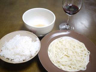 野菜のピり辛チャーハン