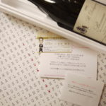 お誕生日に生まれ年ワインのプレゼント♡