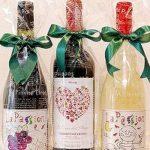 ヴァレンタインのオススメワインとメッセージ