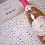 【ご結婚お祝い】愛し合うカップルのためのシャンパンとご一緒に・・