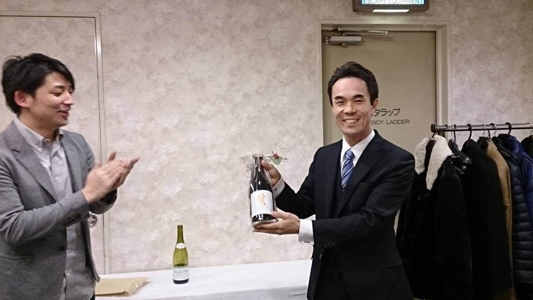 第1回山口県ワインブラインドテイスティング大会