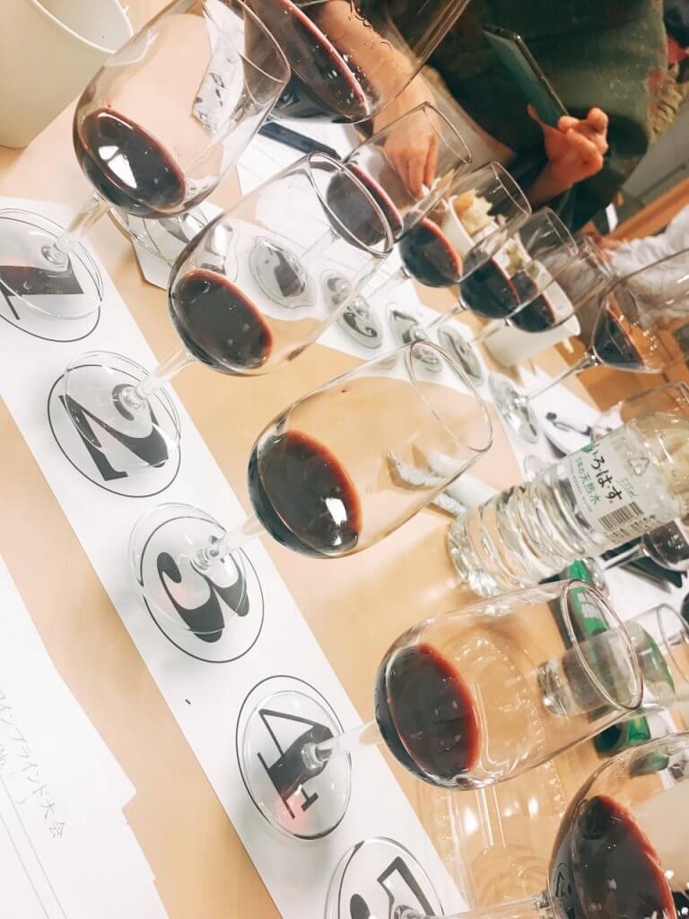 第6回山口県ワインブラインドテイスティング大会