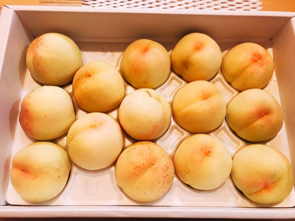 岡山の美味しい桃