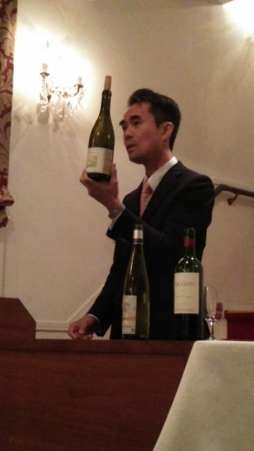 ソムリエ寺井が選んだワイン